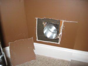 new ventilation